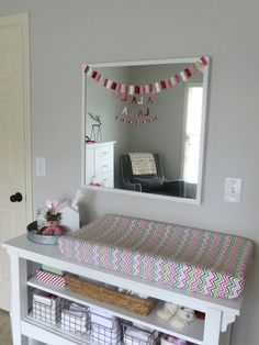 Functional Changing Table