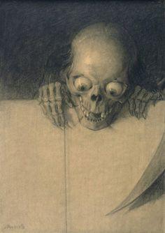 JULIEN-ADOLPHE DUVOCELLE (1873-1961) Paris, musée d'Orsay, conservé au département des Arts Graphiques du musée du Louvre © DR - RMN (Musée d'Orsay) / Jean-Gilles Berizzi