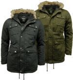 multicolor.jpg SoulStar Fishtail Quilted Parka Coats Warm, Stylish & Affordable