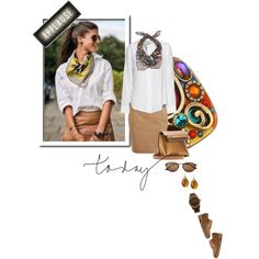 """""""Today outfit"""" by vinograd24 on Polyvore"""