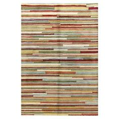Tribeca Multi Matchsticks Area Rug by Bashian Rugs Today from $183.99 $313.95