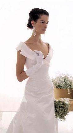 Vestidos de Noiva Simples -