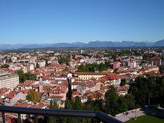 Udine from the castle - #udine #friuli #city #travel #italy - Stop&Sleep Udine