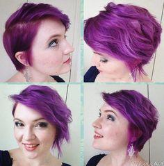 purple pixie bob