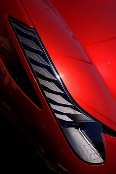 Ferrari headlight | Flickr - Photo Sharing!