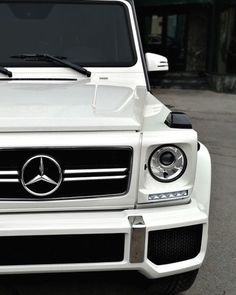 What makes a G-Class Mercedes a legend? It's the many stories it tells. This vehicle has been driven on rugged terrain on luxurious streets and has driven the Pope. #PhotosNotPasswords
