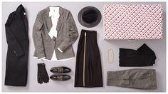 zwei kreative Businesslooks – mal dezenter und mal mit einer Culotte als Hingucker #PersonalOutfit #Garhammer #Damenmode #Culotte #Business