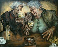 Judith Barton's artwork