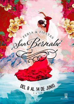Marbella, Spain. #tradition Feria y Fiestas de San Bernabé