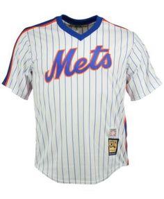 Majestic Men Gary Carter New York Mets Cooperstown Replica Jersey 0d2e14b96