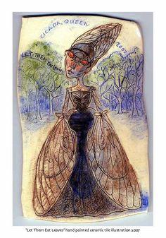 Queen Cicada