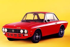 1973 Lancia Fulvia 3 Safari Coupe