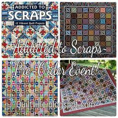 Addicted to Scraps is NEARLY in house!! Pre-Orders are OPEN!! Come see all of…