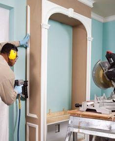 DIY:  Building shelves and bookcases - there are some awesome tips  tricks that will save the DIYer time  money.