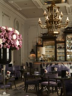 The Artesian Bar at The Langham... via Hotel Chic...