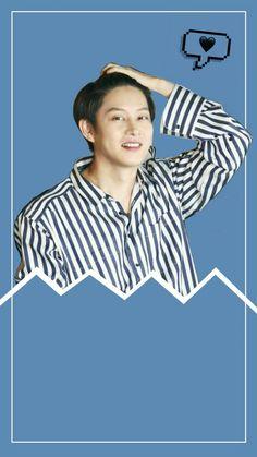 Super junior heechul lockscreen