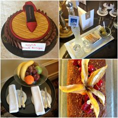 Our superb welcome gifts from the Hotel Grande Bretagne in Athens, Greece