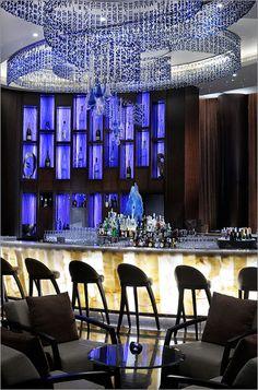 The Address Downtown Dubai - UAE Calibar Bar & Lounge