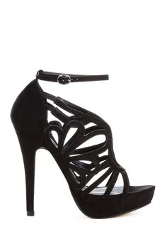 Sole Society Stephanie Strappy Heel