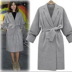 black wool coat - Google Search