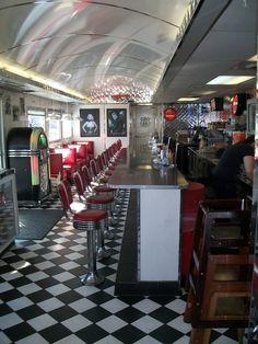 Route 66 Diner Waynesville, Mo.