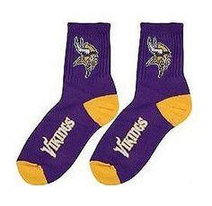 Hot new product: Minnesota Vikings... Buy it now! http://www.757sc.com/products/minnesota-vikings-crew-cut-team-color-socks-size-large-10-13?utm_campaign=social_autopilot&utm_source=pin&utm_medium=pin