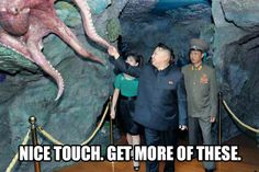 Kim Jung Un Pleasure Lair.   http://www.goodlolz.com/?p=2684