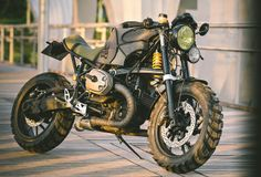 "BMW R1200S ""Animal"" by Cafe Racer Dreams"