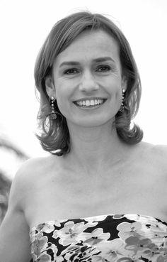 Sandrine BONNAIRE,  Lumineux sourire!