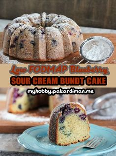 This oldschool blueberry espresso cake would possibly appear easy – and it's to make – but don't permit that idiot you. The butter and sour . Espresso Cake, Bundt Cake Pan, Red Mill, Tasty, Yummy Food, Blueberry Cake, Baking Flour, Fast Recipes, Dessert Bread