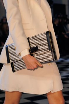 Accessories: Tommy Hilfiger Fall 2013
