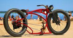 Этот прекрасный мир: Самые необычные и редкие велосипеды в мире(25 фото...