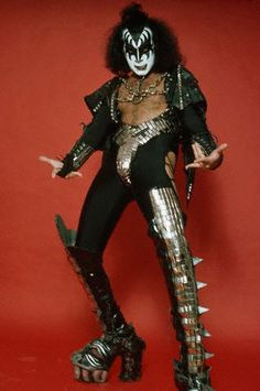 Gene Simmons....