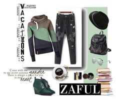 14. www.zaful.com/?lkid=4912 by marinadusanic on Polyvore featuring Chanel, women's clothing, women's fashion, women, female, woman, misses, juniors and zaful