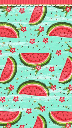 sandia wallpaper - Best of Wallpapers for Andriod and ios Wallpaper For Your Phone, Summer Wallpaper, More Wallpaper, Computer Wallpaper, Wallpaper Iphone Cute, Cellphone Wallpaper, Screen Wallpaper, Pattern Wallpaper, Cute Backgrounds