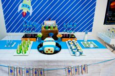 Studio Cake: Blast off for Ethan's 5th Birthday!