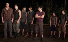 Sam, Paul, Jarred, Embry, Quil, new wolves