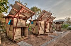 Nice RESCUE architecture for Thailand.  Orphanage. Love IT
