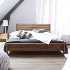 Minimalys Teak Bed 140x190