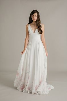 FLORA wedding dress by Sally Eagle Bridal