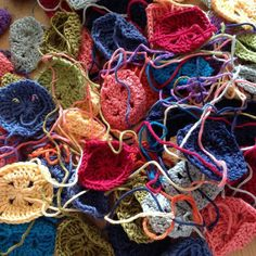 My mountain of mini squares is growing and I'm trying not to look at all those ends  #notlookingatthoseends #crochet #crochetaddict #crochetgeek #crochetblanket #craft #craftastherapy #colour #crafts #colours #colorful #colourful #crochet #crochets #crocheted #crocheter #crocheters #crocheting #crochetlove #crochetlover #crochetersofinstagram #crochetersofig #crochetlife #crochetporn #grannysquare #grannysquares #grannysquarelove #grannysquaresrock #grannysquareaddict #grannysquareblanket by…