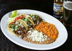 Mexican Beef Street Tacos