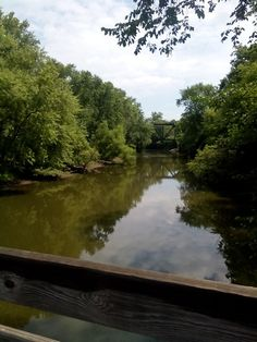 Bike and hike trail Kent Ohio