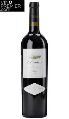 VINO TINTO L´ERMITA 2005  Vinos Tintos - D.O. Priorato   447.49€   Precio con I.V.A. Incluido