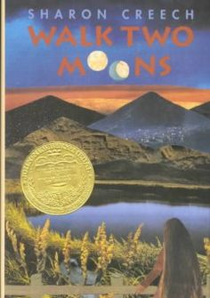 1995 - Walk Two Moons by Sharon Creech - After her mother leaves home suddenly, thirteen-year-old Sal and her grandparents take a car trip retracing her mother's rouse. Along the way, Sal recounts the story of her friend Phoebe, whose mother also left.