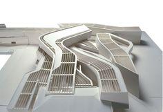 MAXXI Museum Rome by Zaha Hadid Architects.