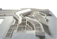 MAXXI Museum Rome by Zaha Hadid Architects.