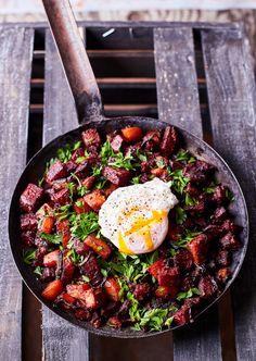 Perfekt céklás kaja buggyantott tojással | Street Kitchen Kaja, Superfood, Vegetable Recipes, Healthy Life, Meal Prep, Vegan Recipes, Good Food, Paleo, Food And Drink