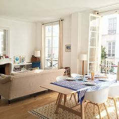 At Home With Morgane Sezalory | The Neo-Trad