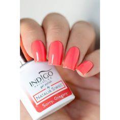 Indigo Nails, Vernis Semi Permanent, Gel Polish, Beauty, White Nail, Nail Designs, Manicure, Colors, Gel Nail Varnish